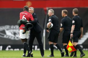 Ole Gunnar Solskjaer, Paul Pogba, Manchester United