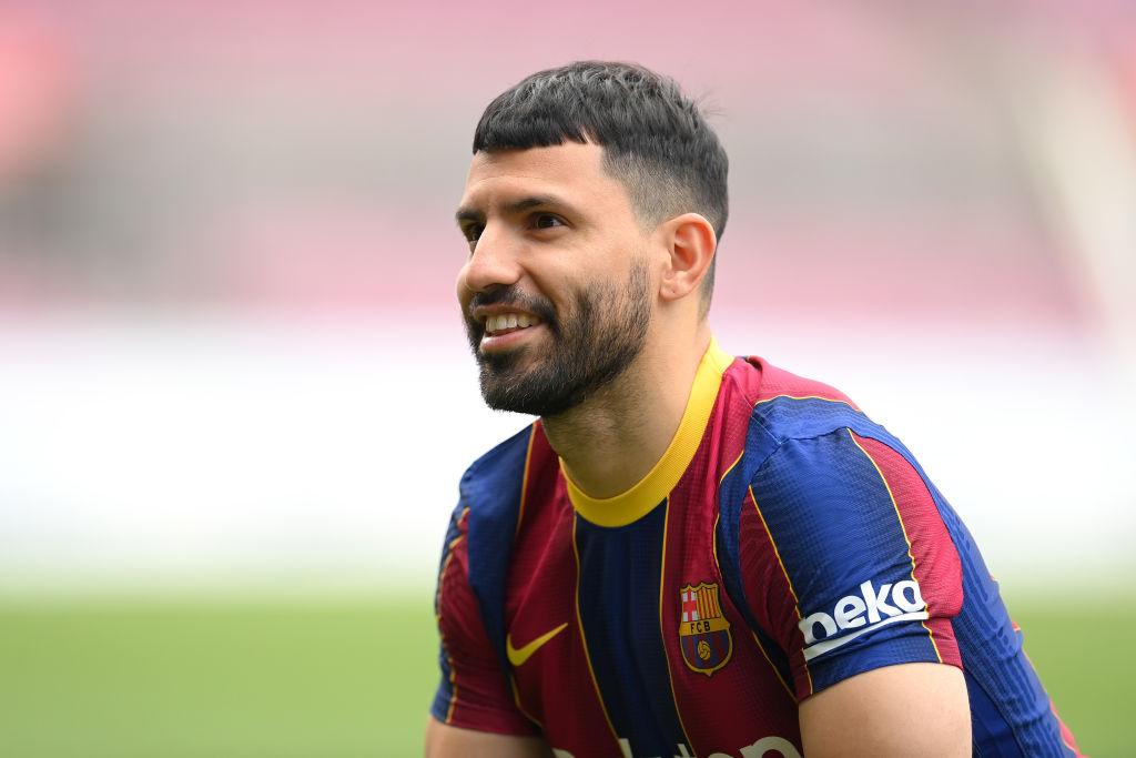 Sergio Aguero, FC Barcelona
