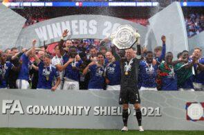 Manchester City vs Leicester City - FA Community Shield