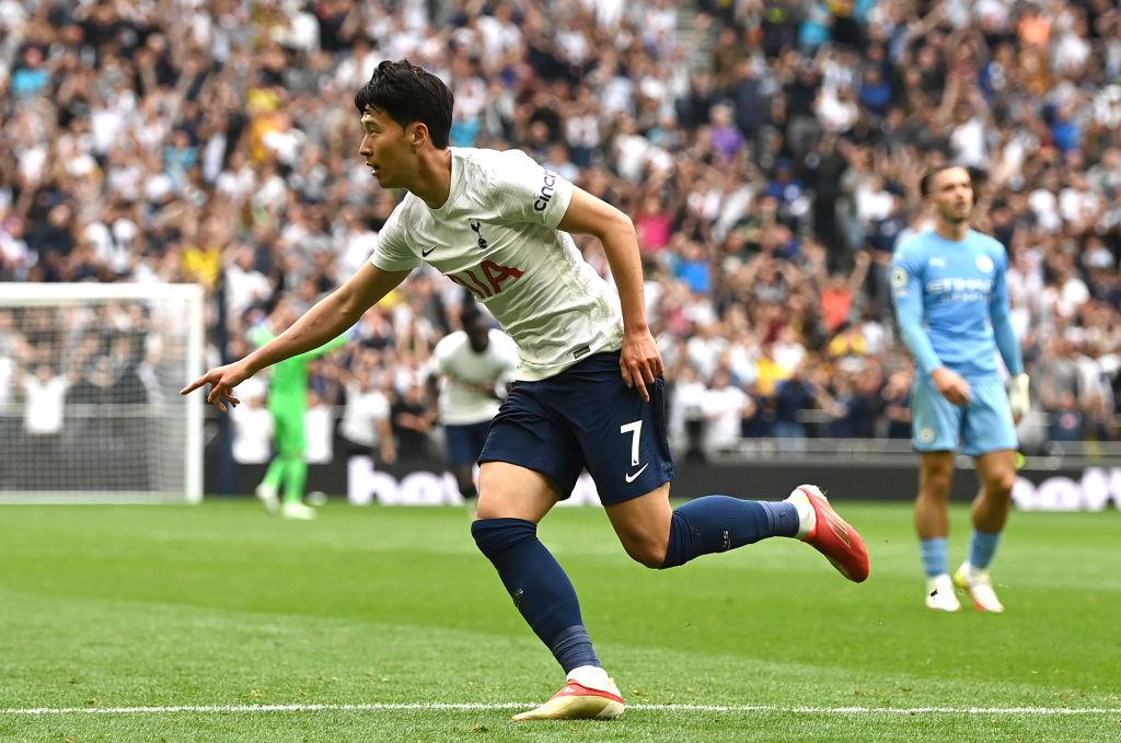 Tottenham vs Man City: Premier League