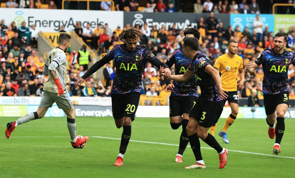 Wolves vs Tottenham - Premier League