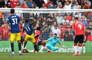 Southampton vs Man United - Premier League