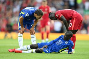 Ngolo Kante: Liverpool v Chelsea - Premier League