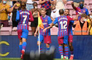 Barcelona vs Getafe - La Liga