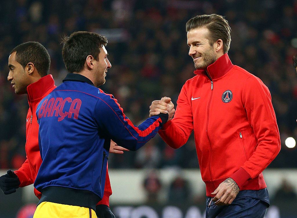 Sunday's transfer rumors - Beckham makes a move for Messi