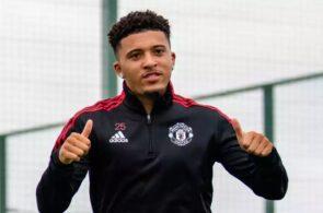 Jadon Sancho - Man United