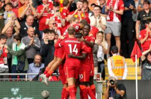 Liverpool vs Crystal Palace - Premier League
