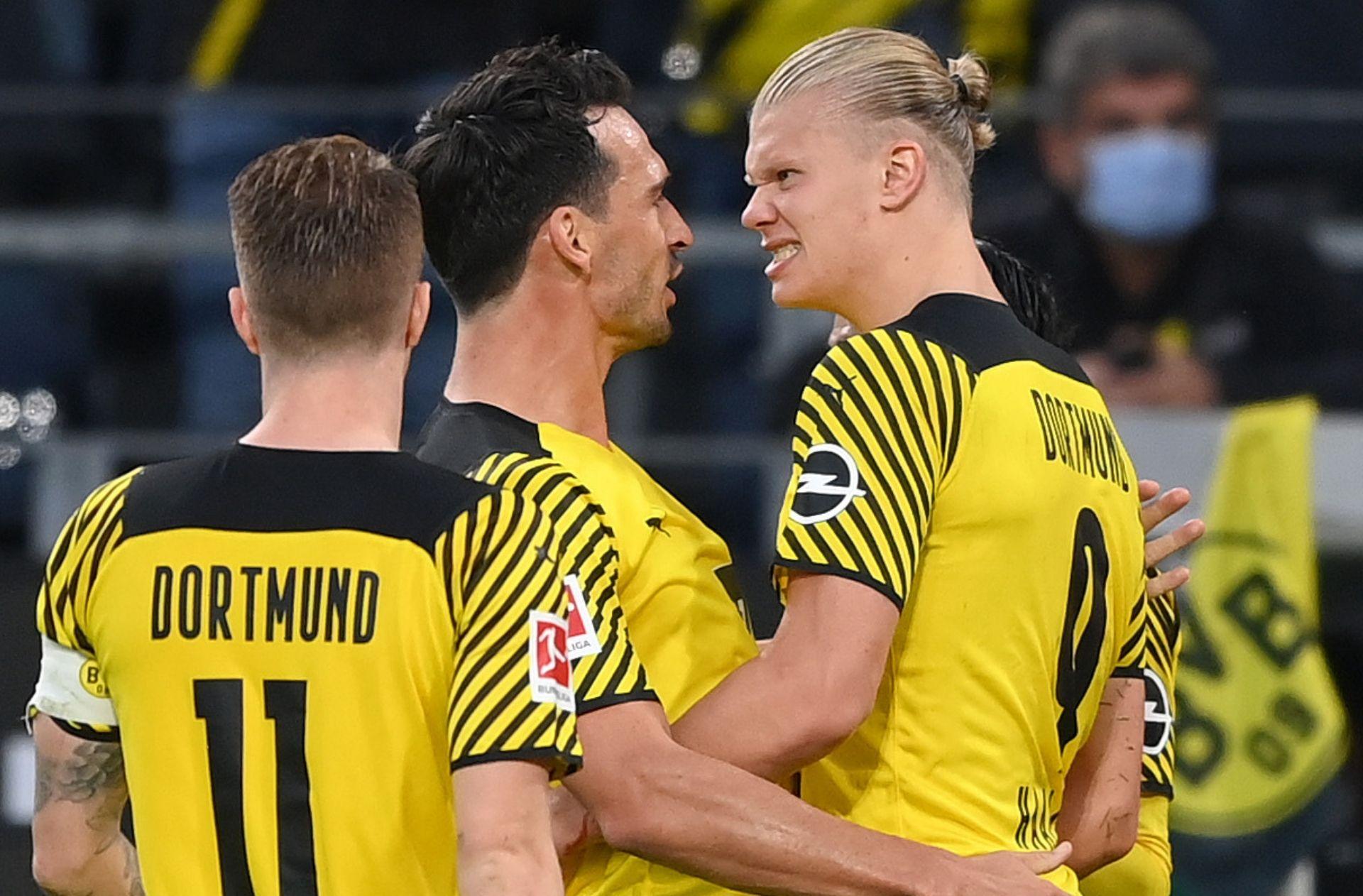 Erling Haaland - Borussia Dortmund vs Union Berlin - Bundesliga