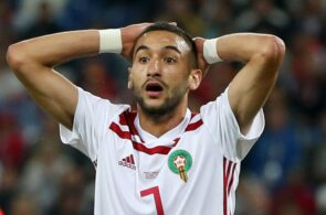 Hakim Ziyech - Morocco