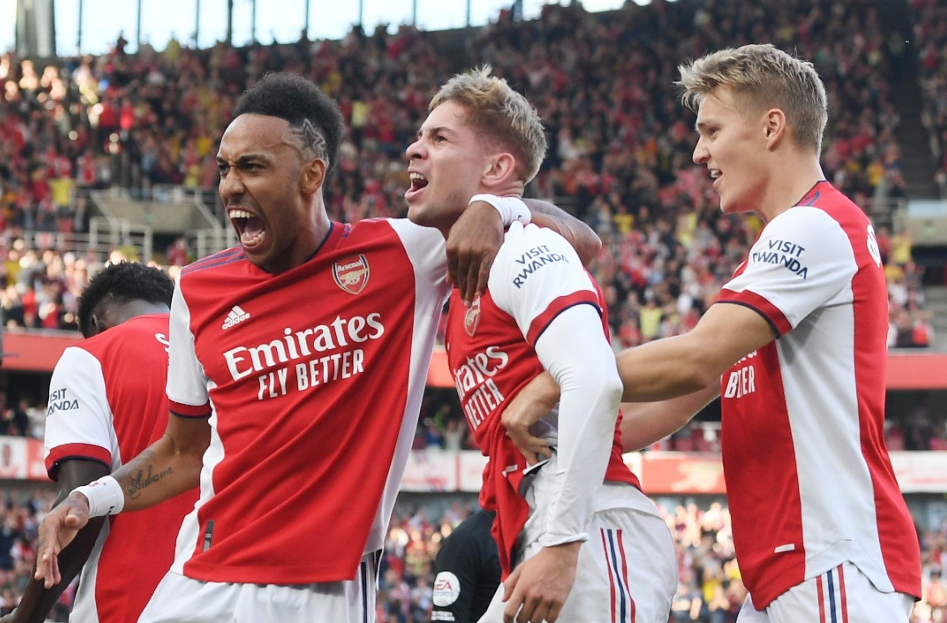 Arsenal vs Tottenham - Premier League