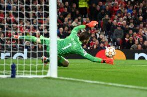 David de Gea - Man United vs Villarreal