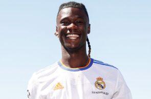Eduardo Camavinga - Real Madrid