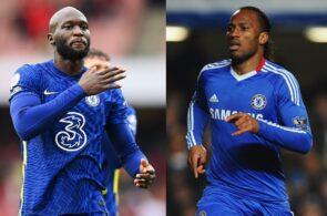 Romelu Lukaku, Didier Drogba