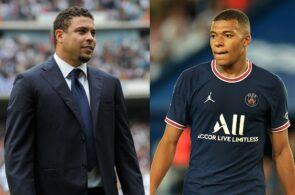Ronaldo Nazario, Kylian Mbappe