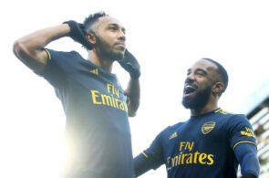 Pierre-Emerick Aubameyang, Alexandre Lacazette, Arsenal