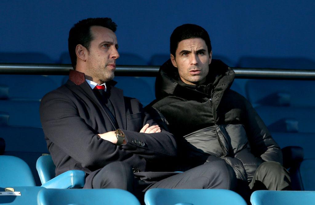 Mikel Arteta, Edu, Arsenal
