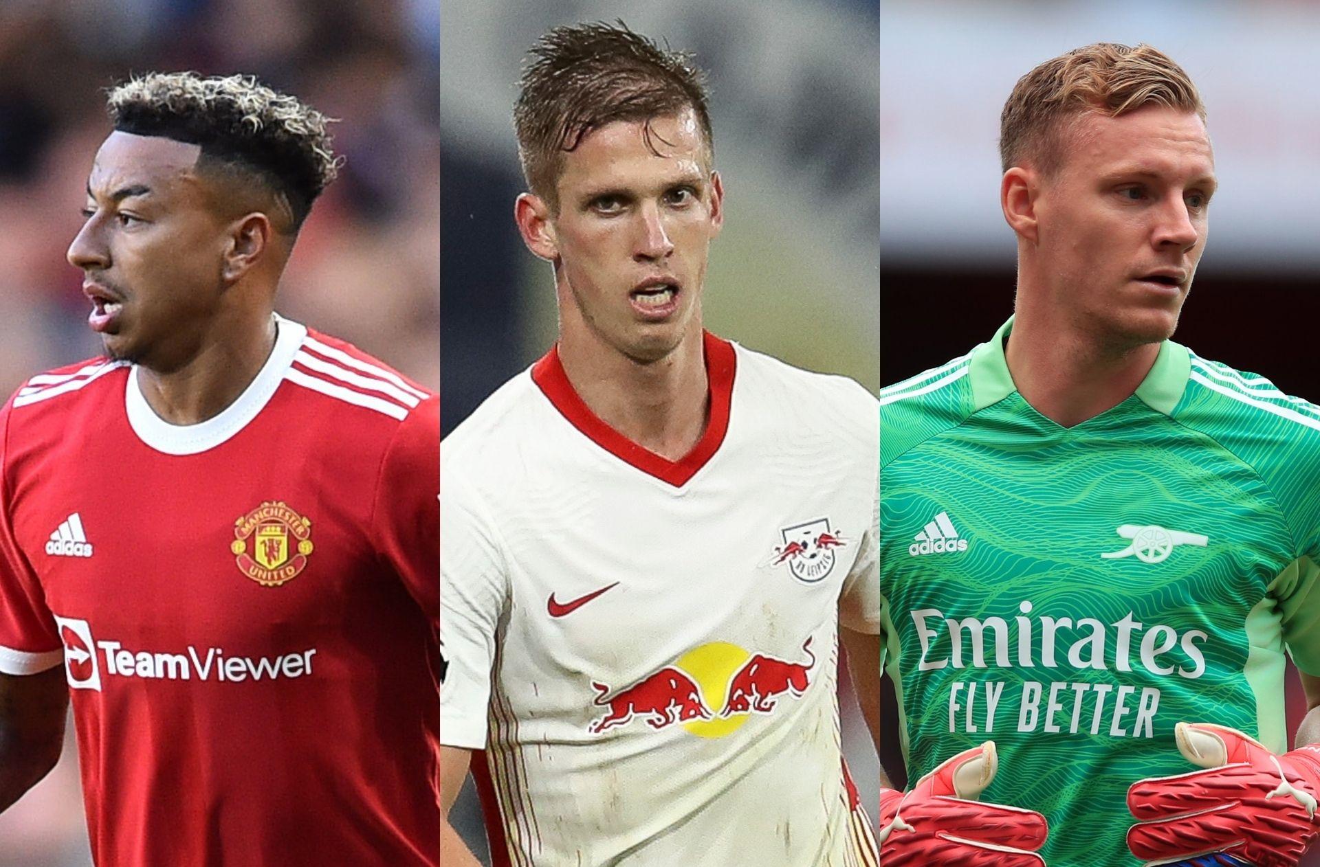 Jesse Lingard, Dani Olmo, Bernd Leno, transfer