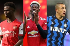 Bukayo Saka, Paul Pogba, Alexis Sanchez, Transfer
