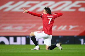 Edinson Cavani - Man United