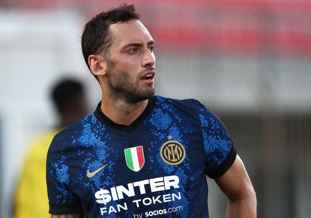 Hakan Calhanoglu - Inter Milan