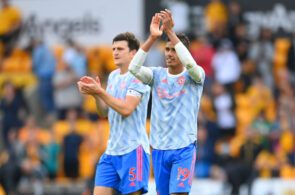 Harry Maguire, Raphael Varane - Man United