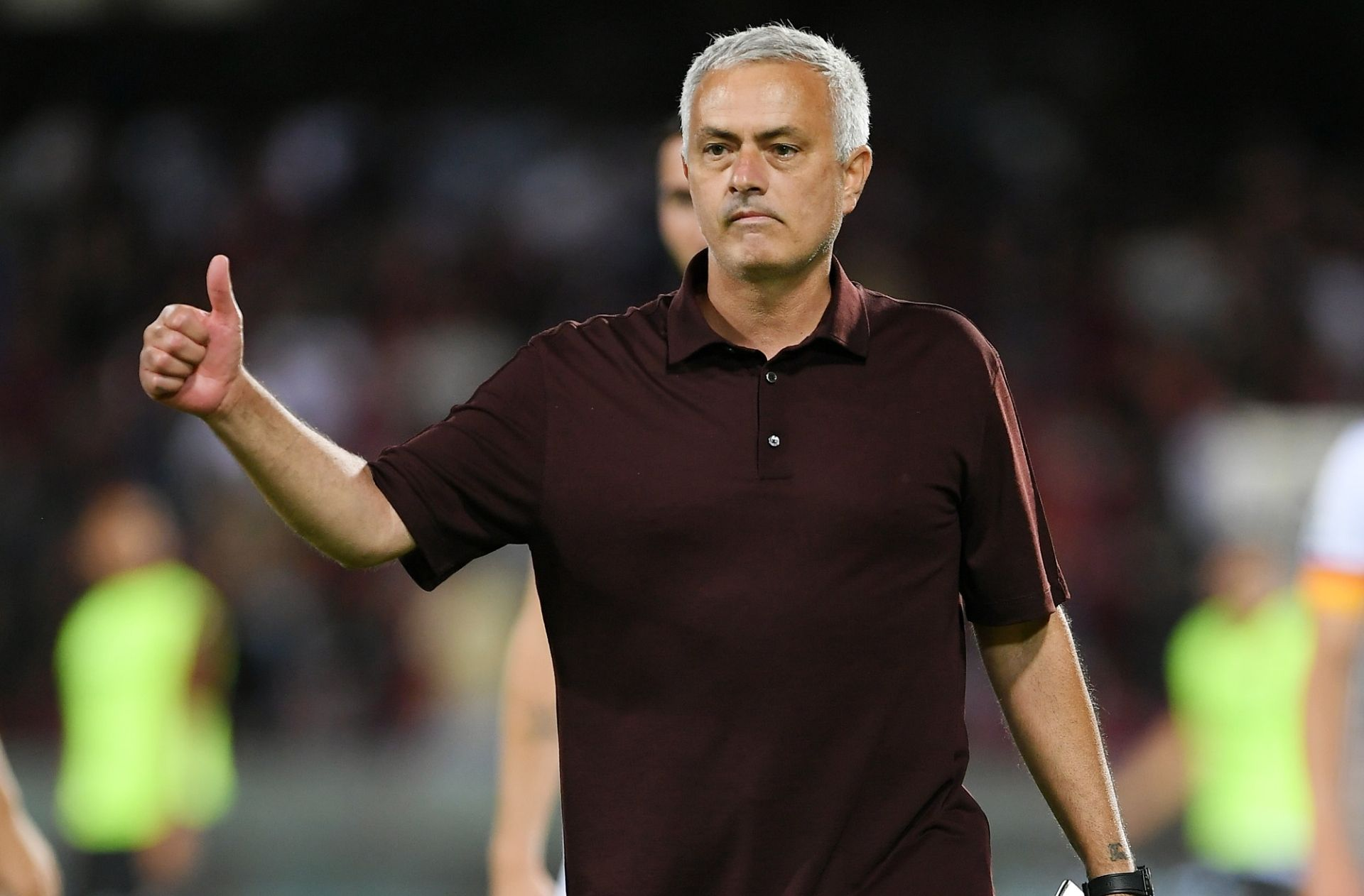 Jose Mourinho, AS Roma