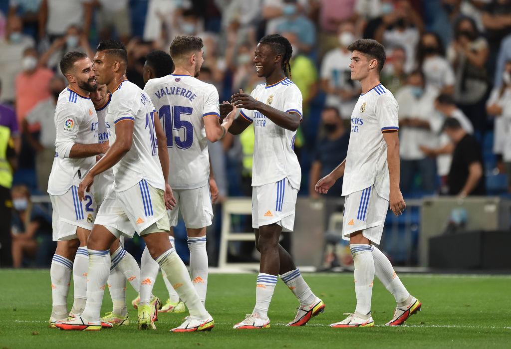 Real Madrid vs Celta Vigo - La Liga