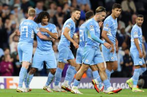 Nathan Ake, Manchester City