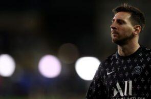 Lionel Messi, PSG