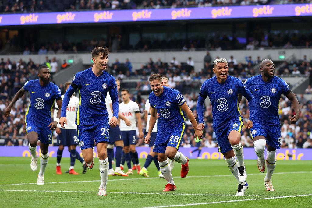 Tottenham vs Chelsea - Premier League