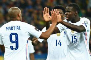 Ukraine vs France - World Cup Qualifiers