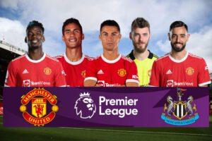 Manchester United vs Newcastle