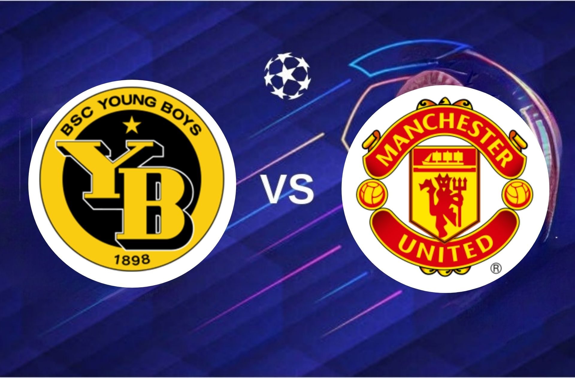 BSC Young Boys, Manchester United