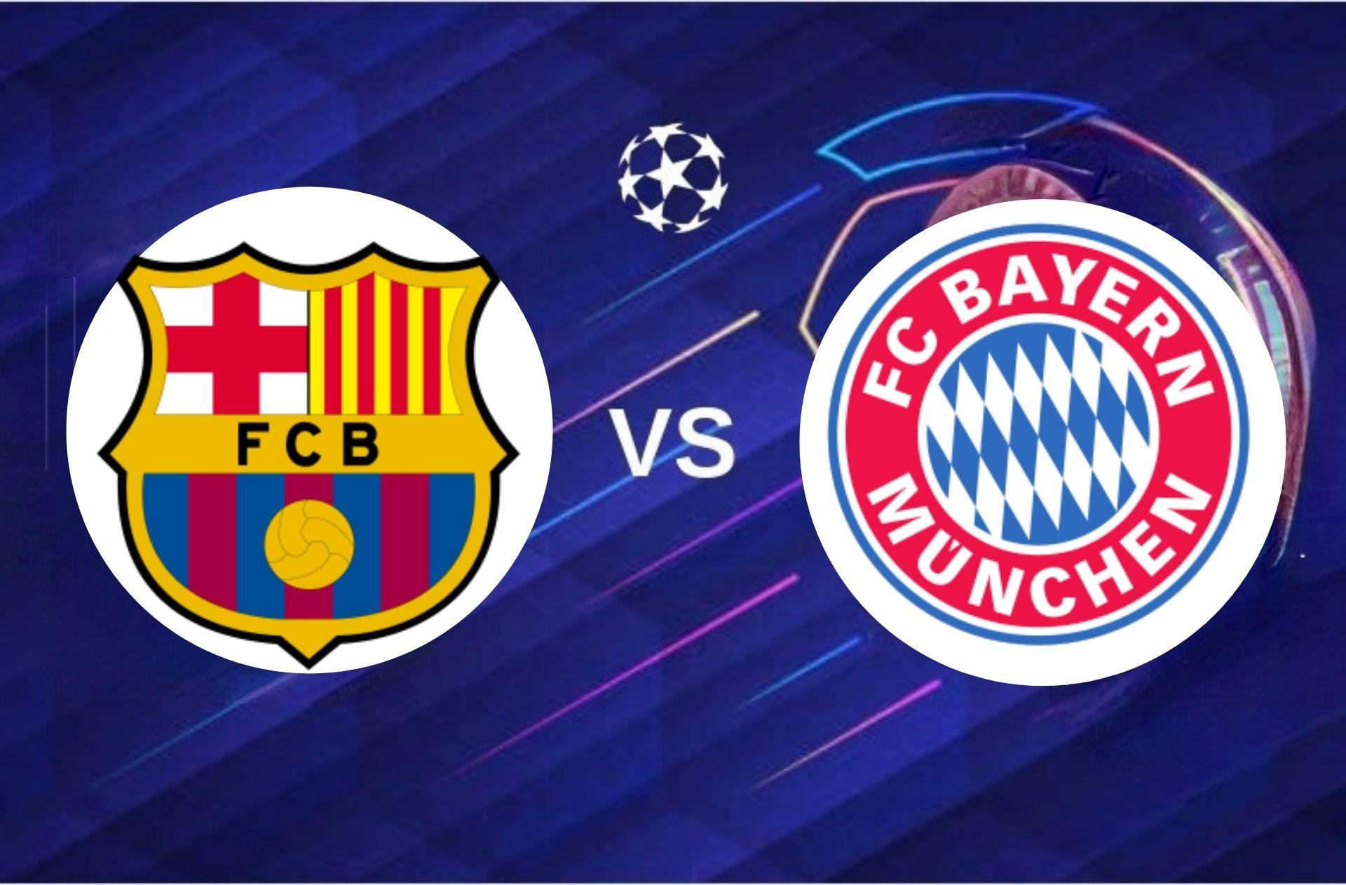 FC Barcelona, Bayern Munich