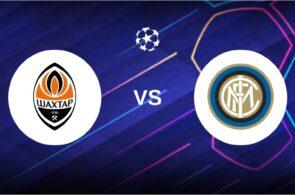 Shakhtar, Inter