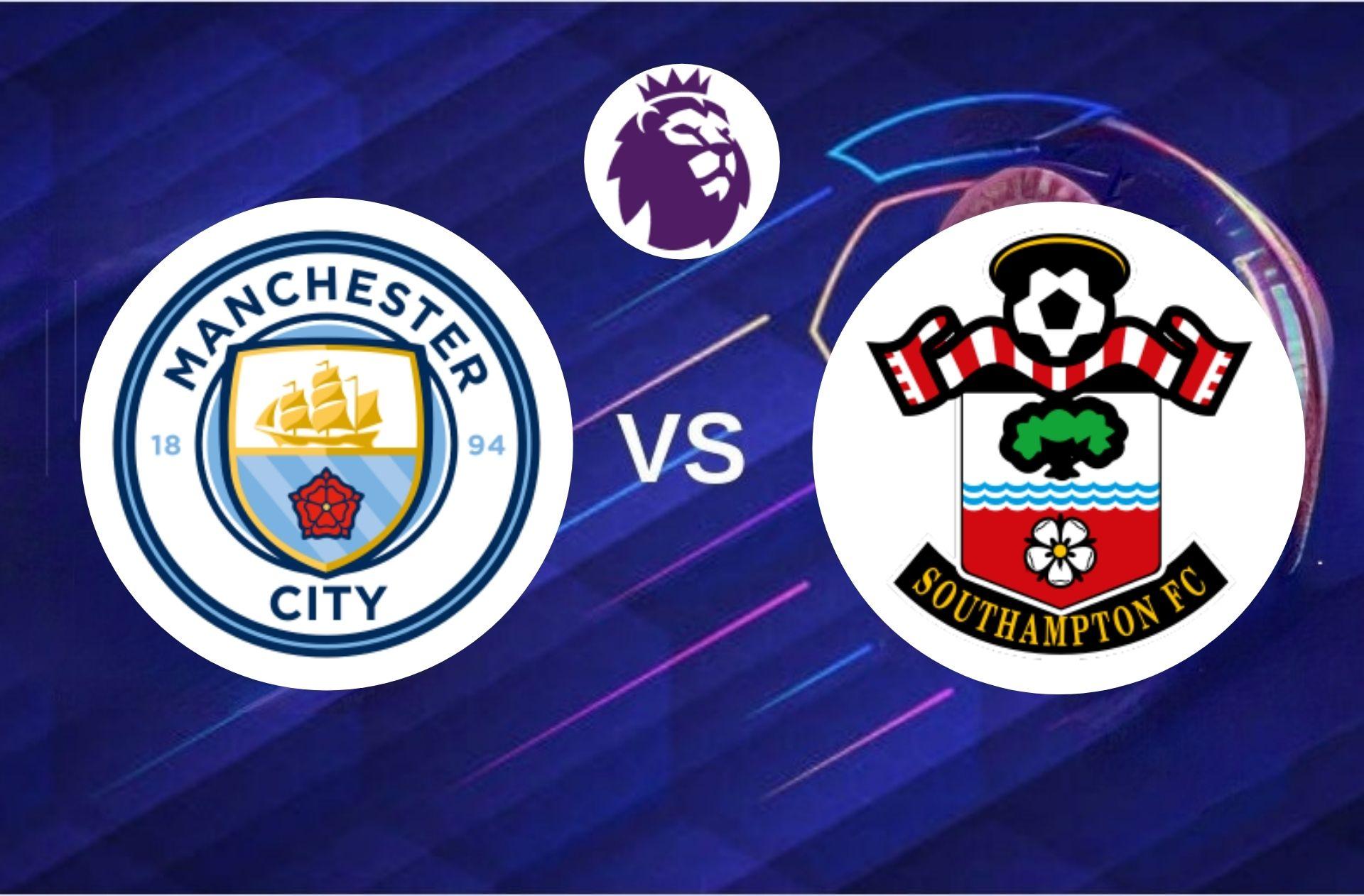 Manchester City, Southampton