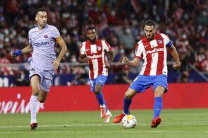 Atletico Madrid vs FC Barcelona - La Liga
