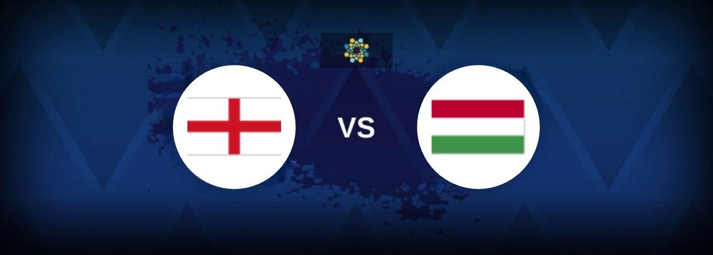 England, Hungary
