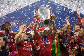 Sadio Mane, Champions League