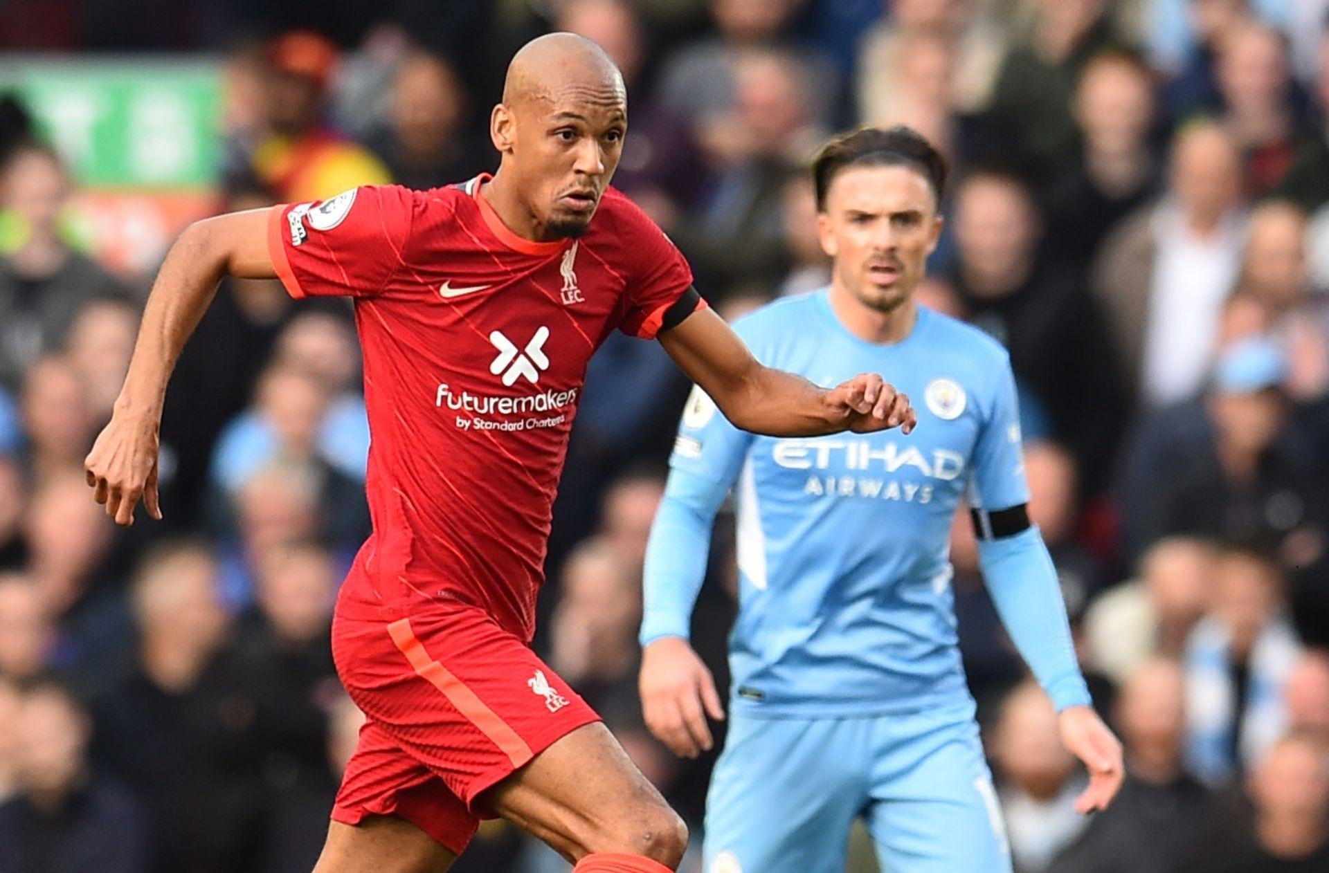 Liverpool vs Manchester City - Premier League