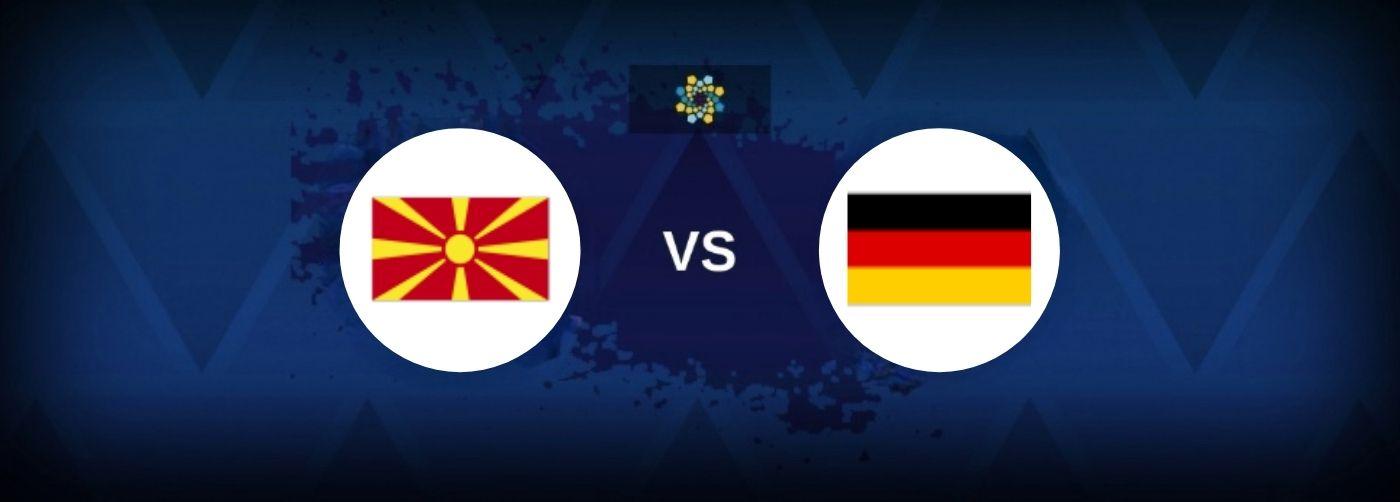 North Macedonia, Germany
