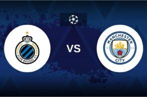 Club Brugge, Manchester City