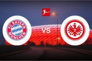Bayern Munich, Eintracht Frankfurt